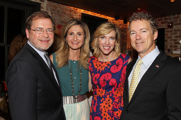Grover Norquist Capitol File Celebrates Kelley Paul's Book Release 'True and Constant Friends'