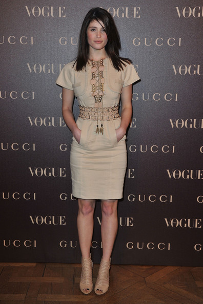 Gucci Dinner At Italian Embassy - Photocall - PFW Haute Couture S/S 2011