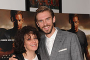 Director Amy Heckerling (L) and Dan Stevens attend 'The Guest' New York special screening at BAM on September 16, 2014 in New York City.