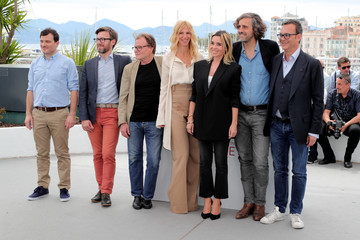 Guillaume Brac Jury Camera D'Or Photocall - The 70th Annual Cannes Film Festival
