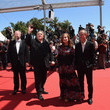 Guillaume Nicloux 'Valley of Love' Premiere - The 68th Annual Cannes Film Festival