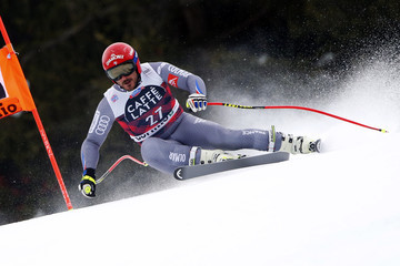 Guillermo Fayed Audi FIS Alpine Ski World Cup - Men's Downhill Training