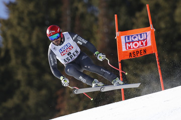 Guillermo Fayed Audi FIS Alpine Ski World Cup - Men's and Women's Downhill