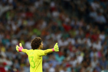 Guillermo Ochoa Germany v Mexico: Semi-Final - FIFA Confederations Cup Russia 2017