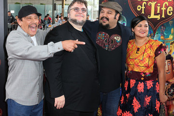 Guillermo del Toro 'The Book of Life' Premiere
