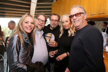 Guillermo del Toro Brunch Celebrating The Release Of At Eternity's Gate