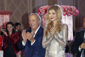 Gulnara Karimova Charitable Gala Dinner In Support Of Women Living With Breast Cancer Feat. Russian Music Group Rondo