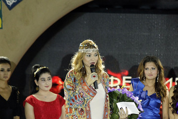 Gulnara Karimova National Dress Festival