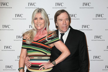 Gunter Netzer IWC Schaffhausen at SIHH 2016 - 'Come Fly With Us' Gala Dinner
