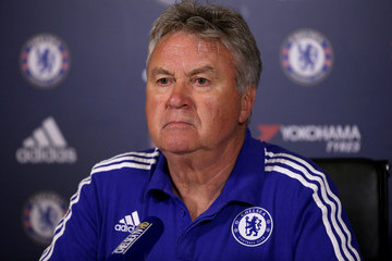 Guus Hiddink Chelsea Press Conference