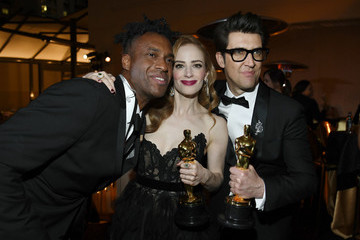 Guy Nattiv Theo Dumont 91st Annual Academy Awards - Governors Ball