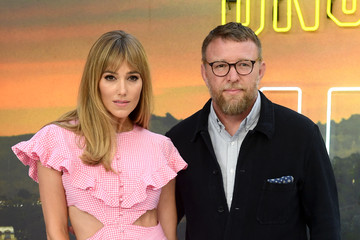 Guy Ritchie 'Once Upon a Time in Hollywood'  UK Premiere - Red Carpet Arrivals