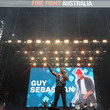 Guy Sebastian Fire Fight Australia Bushfire Relief Concert
