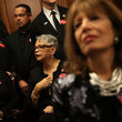Gwen Moore Members of Congress Wear Black for SOTU in Solidarity With Sexual Harassment Victims