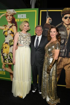Gwendoline Christie Universal Pictures And DreamWorks Pictures' Premiere Of 'Welcome To Marwen' - Red Carpet