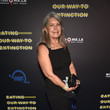 """Gwyn Whittaker World Premiere OF """"Eating Our Way To Extinction"""" - Red Carpet"""