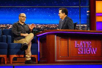 "H. Jon Benjamin CBS's ""The Late Show with Stephen Colbert"" - Season Two"