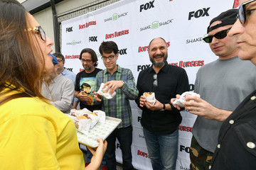 H. Jon Benjamin Comic-Con International 2018 - Bob's Burgers x Shake Shack Pop Up At Comic-Con