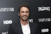 "James Franco attends the New York Screening of HBO's ""The Deuce"" at Metrograph on September 5, 2019 in New York City."