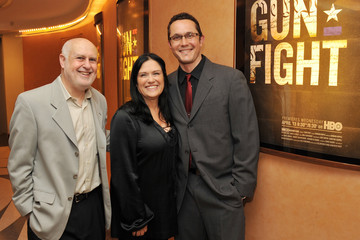 "Marc Weiss HBO Documentary Screening Of ""Gun Fight"""