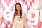 Gabrielle Anwar Photos Photos Hbo Luxury Lounge Day 1