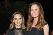 "Rachael Leigh Cook and Rachel Boston (R) attend HBO's ""Momentum Generation"" Premiere after party at The Bungalow on November 05, 2018 in Santa Monica, California."