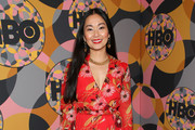 Hong Chau attends HBO's Official Golden Globes After Party at Circa 55 Restaurant on January 05, 2020 in Los Angeles, California.
