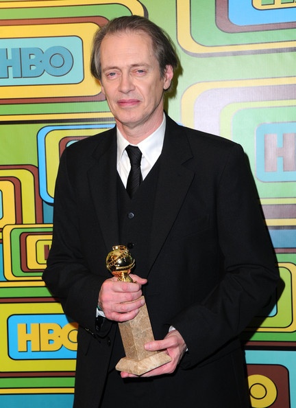 Actor Steve Buscemi attends HBO's Post 2011 Golden Globe Awards Party held at The Beverly Hilton hotel on January 16, 2011 in Beverly Hills, California.