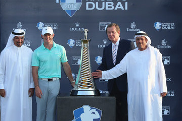 HE Saeed Harib DP World Tour Championship - Day Four