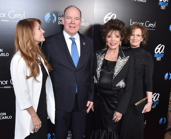 HSH Prince Albert II Of Monaco Hosts 60th Anniversary Party For The Monte-Carlo TV Festival - Arrivals
