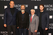 Mel Gibson and Jack Jacobs Photos Photo