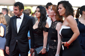 Hafsia Herzi Closing Ceremony Red Carpet Arrivals - The 70th Annual Cannes Film Festival