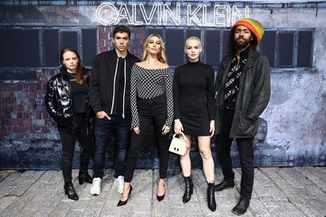 Hailey Bieber Calvin Klein 'A Night Of Music, Discovery, And Celebration' In Berlin