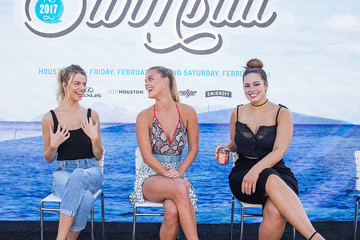 Hailey Clauson VIBES by Sports Illustrated Swimsuit 2017 Launch Festival - Day 2