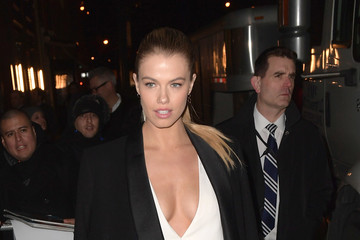 Hailey Clauson Sports Illustrated Swimsuit 2017 Launch Event - Outside Arrivals
