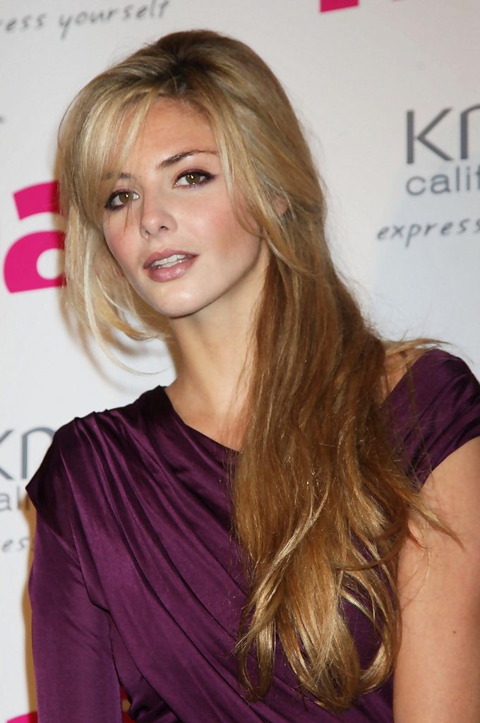 Tamsin Egerton Photos Hair Magazine Awards 2009