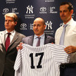 Hal Steinbrenner New York Yankees Introduce Aaron Boone