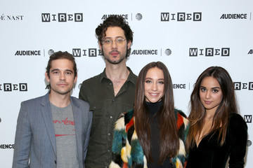 Hale Appleman Stella Maeve 2017 WIRED Cafe at Comic Con, Presented By AT&T Audience Network - Day 2