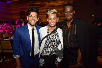 Hale Leon Equality California's Special 20th Anniversary Los Angeles Equality Awards