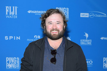 Haley Joel Osment Clayton Kershaw's 7th Annual Ping Pong 4 Purpose Fundraiser
