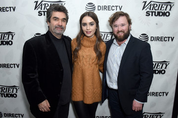 Haley Joel Osment DIRECTV Lodge Presented By AT&T Hosted Voltage Pictures' 'Extremely Wicked, Shockingly Evil And Vile' Party At Sundance Film Festival 2019