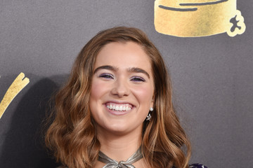 Haley Lu Richardson 2017 MTV Movie and TV Awards - Arrivals