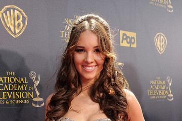 Haley Pullos The 42nd Annual Daytime Emmy Awards - Red Carpet