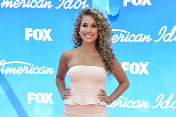 Haley Reinhart Arrivals at the 'American Idol' Results Show