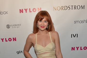 Haley Strode Celebs Celebrate Nylon's Young Hollywood Issue — Part 2
