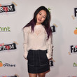 Haley Tju Premiere of The Orchard and Fine Brothers Entertainment's 'F*&% the Prom' - Arrivals