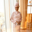 Halima E!, ELLE, And IMG Presented By TRESemmé Host NYFW Kick-Off Party - Inside