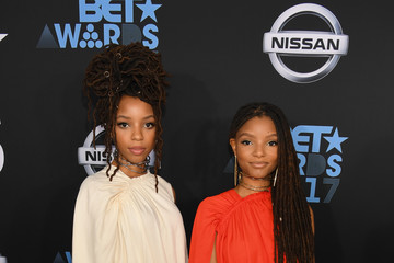 Halle Bailey 2017 BET Awards - Red Carpet