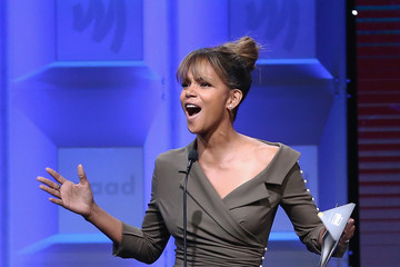 Halle Berry Ketel One Family-Made Vodka, a longstanding ally of the LGBTQ community, stands as a proud partner of GLAAD for the 29th Annual GLAAD Media Awards Los Angeles
