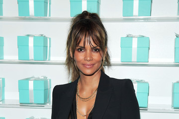 Halle Berry Tiffany & Co. Celebrates the Unveiling of the Newly Renovated Beverly Hills Store and Debut of 2016 Tiffany Masterpieces